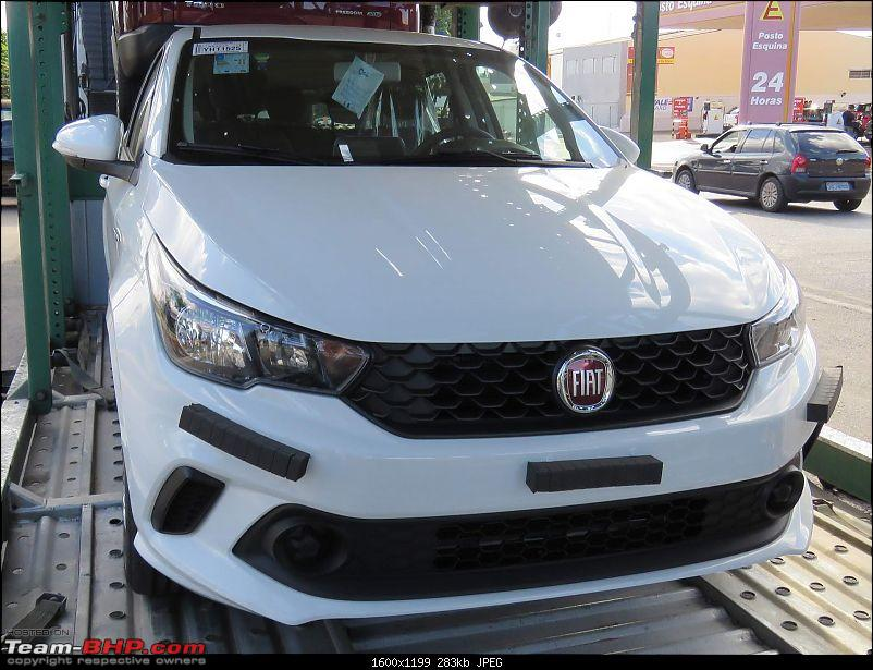 Fiat begins testing the next-generation Punto. EDIT: Named Argo-fiatargodrive-1.jpg