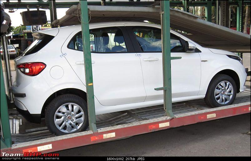 Fiat begins testing the next-generation Punto. EDIT: Named Argo-fiatargodrive-72.jpg