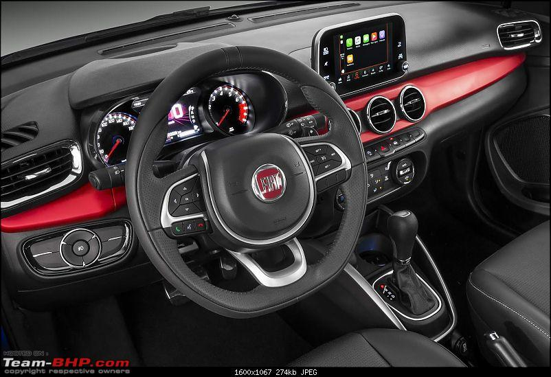 Fiat begins testing the next-generation Punto. EDIT: Named Argo-.jpg