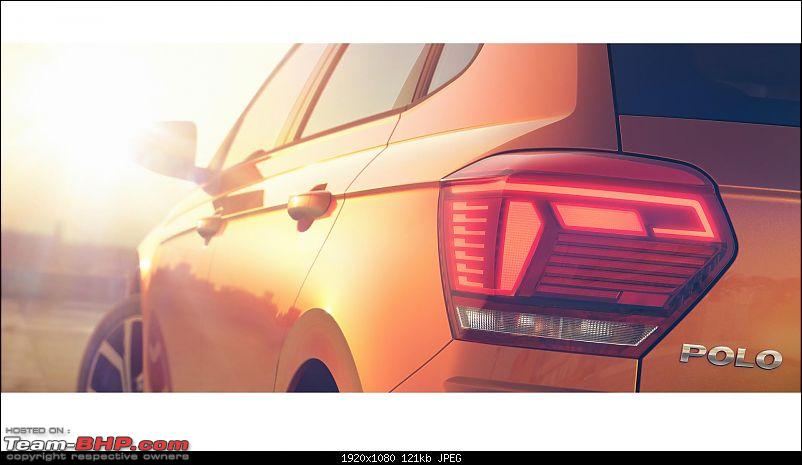 Details of the next-generation Volkswagen Polo emerge. EDIT: Unveiled in Berlin-2018vwpoloteaser.jpg