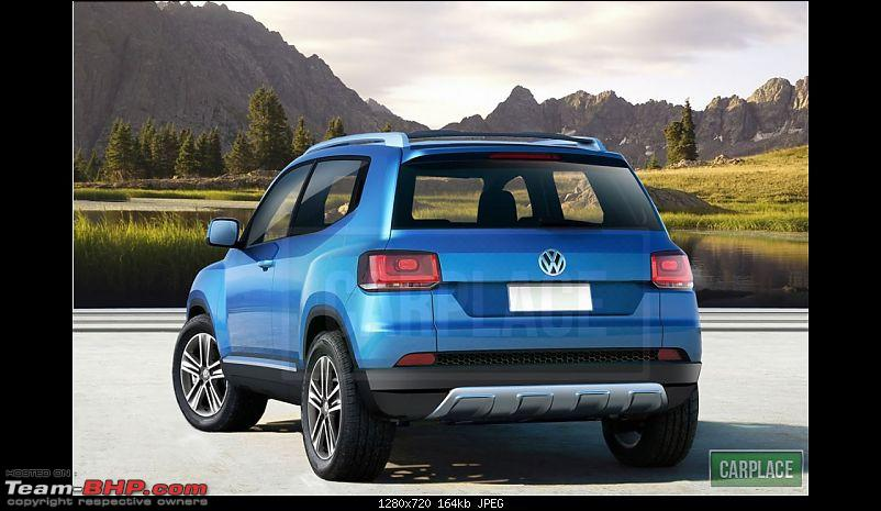 Rumour: VW's smallest Crossover, the T-Track-2.jpg