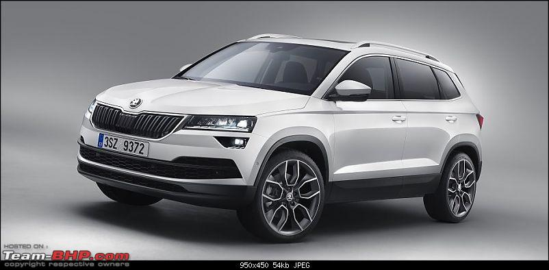Next-gen Skoda Yeti coming in 2018. EDIT: Named Karoq-karoq1.jpg