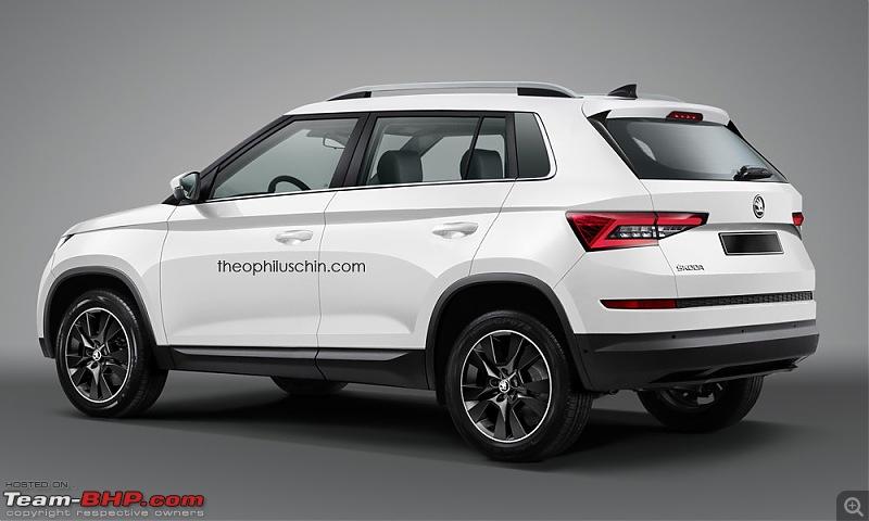 Skoda Polar SUV - Rival to Duster, EcoSport is coming-skodafabiasuv2.jpg