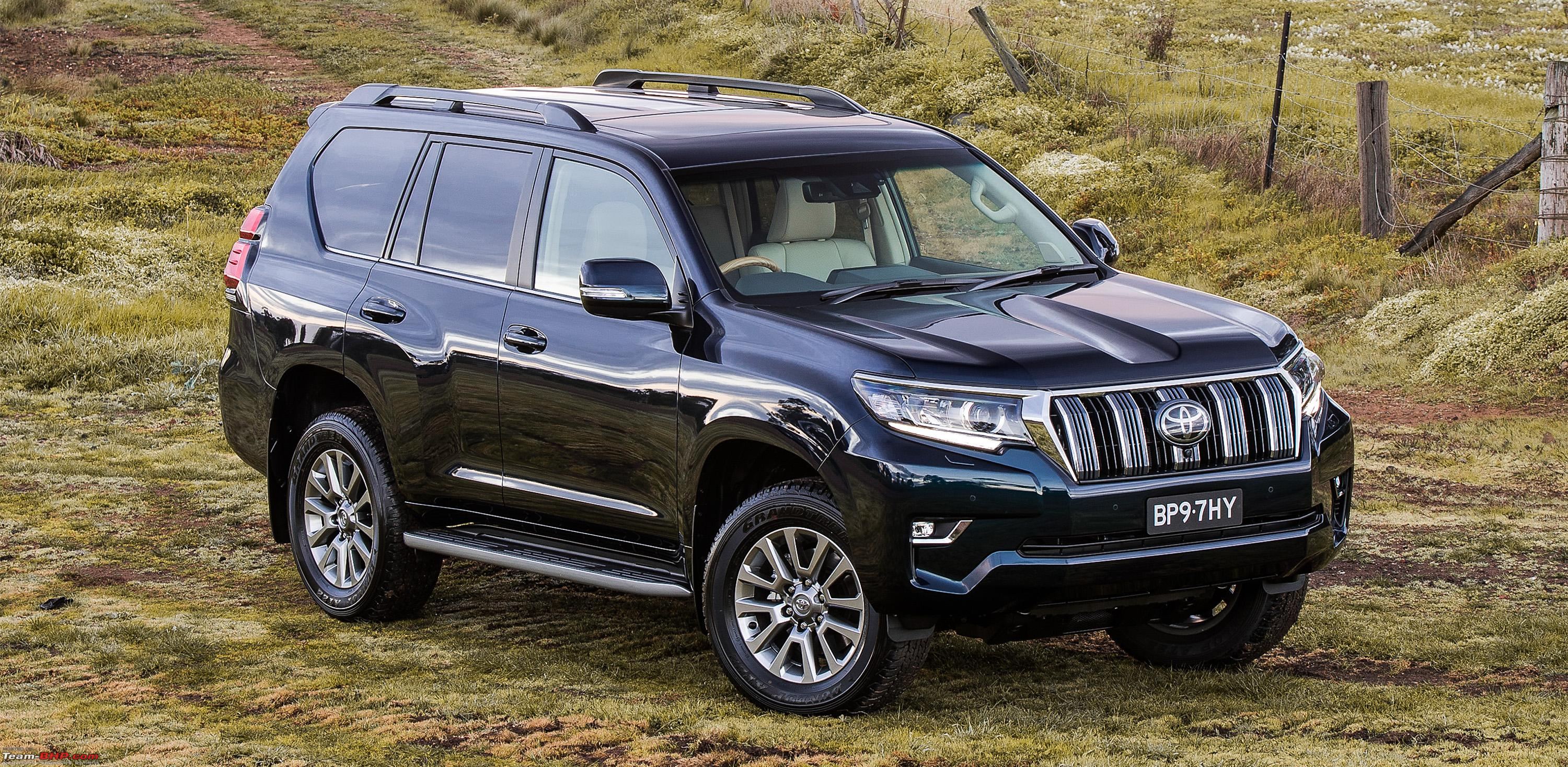 The 2018 toyota prado out 2 jpg