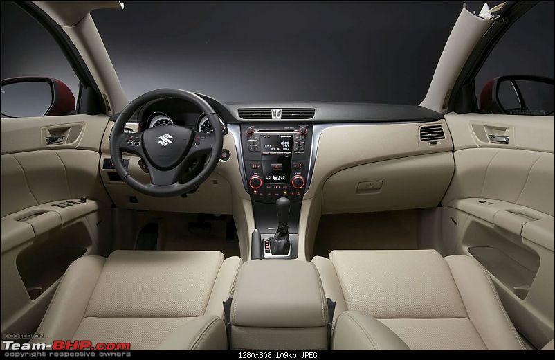 Production Suzuki Kizashi Revealed early-kizashi-interior.jpg