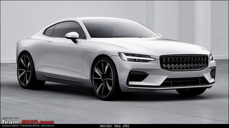 Volvo: Polestar to become separately-branded EV company-polestarone00.jpg
