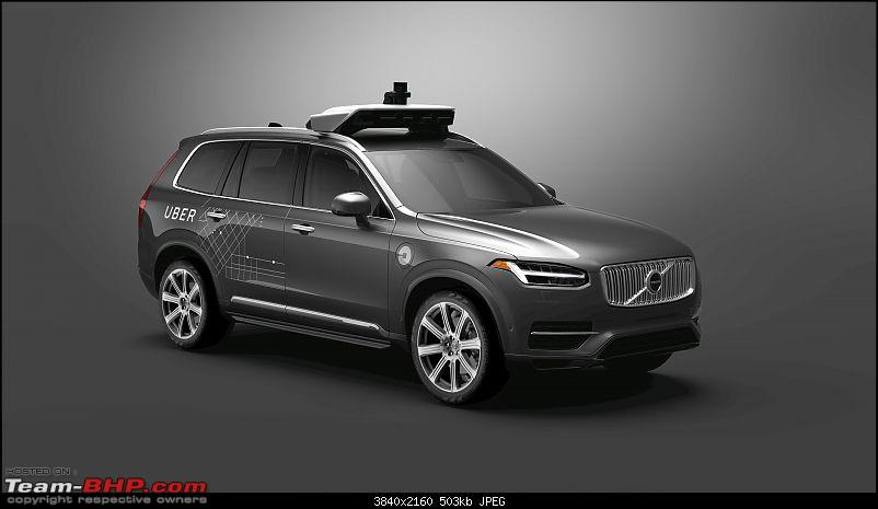 Volvo to supply autonomous vehicles to Uber from 2019-volvouber.jpg