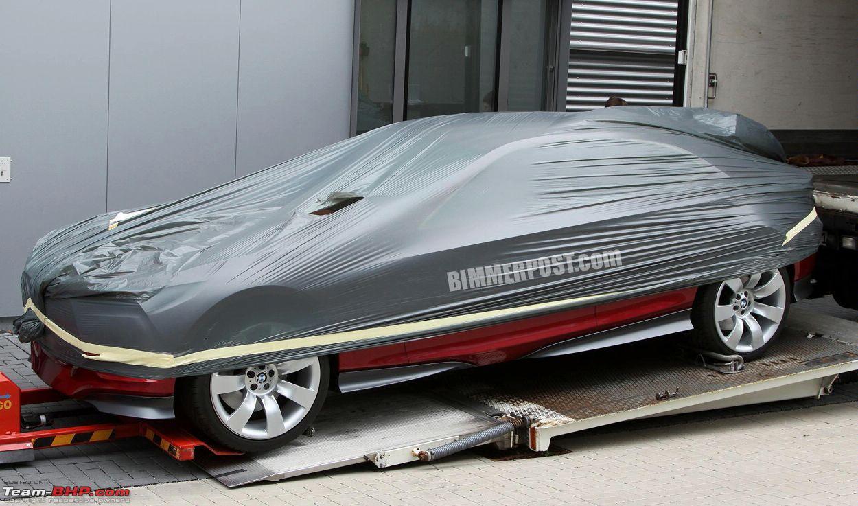 Bmw Z Vision Concept Team Bhp