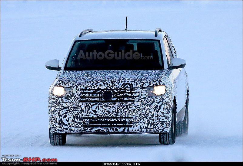 Volkswagen T Cross Launch Date In India >> Volkswagen T Cross - A Compact Crossover based on the Polo - Page 4 - Team-BHP