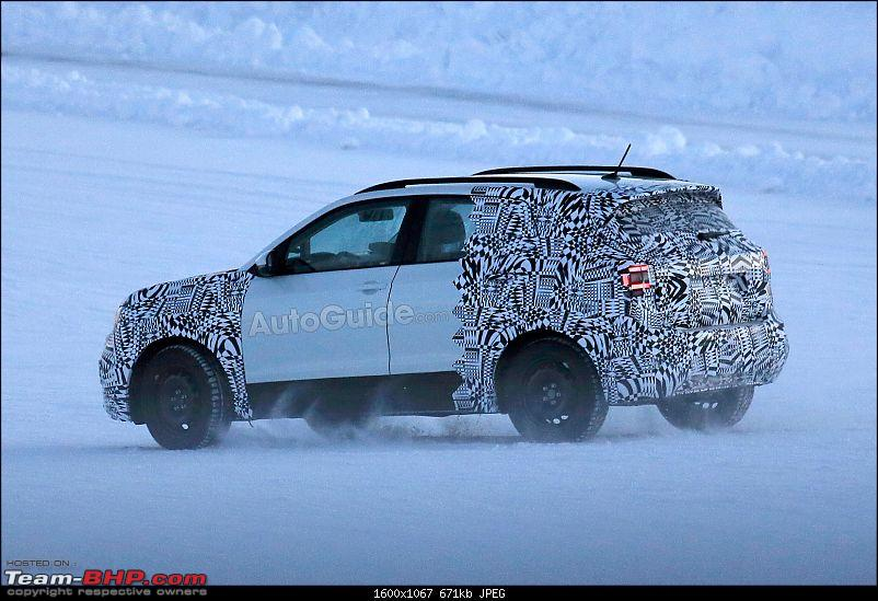 Volkswagen T Cross - A compact crossover based on the Polo. EDIT: Now unveiled-volkswagentcrossspyphotos11.jpg