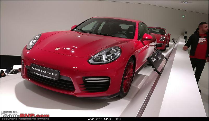 Visit to the Mecca of Sports Cars: Porsche Museum, Germany-panamera-gts.jpg