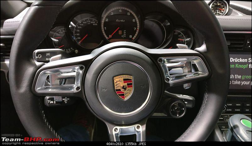 Visit to the Mecca of Sports Cars: Porsche Museum, Germany-steering.jpg