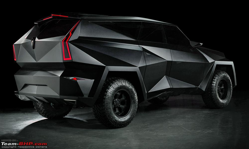 worlds  expensive armored car edit  armored suv  page  team bhp