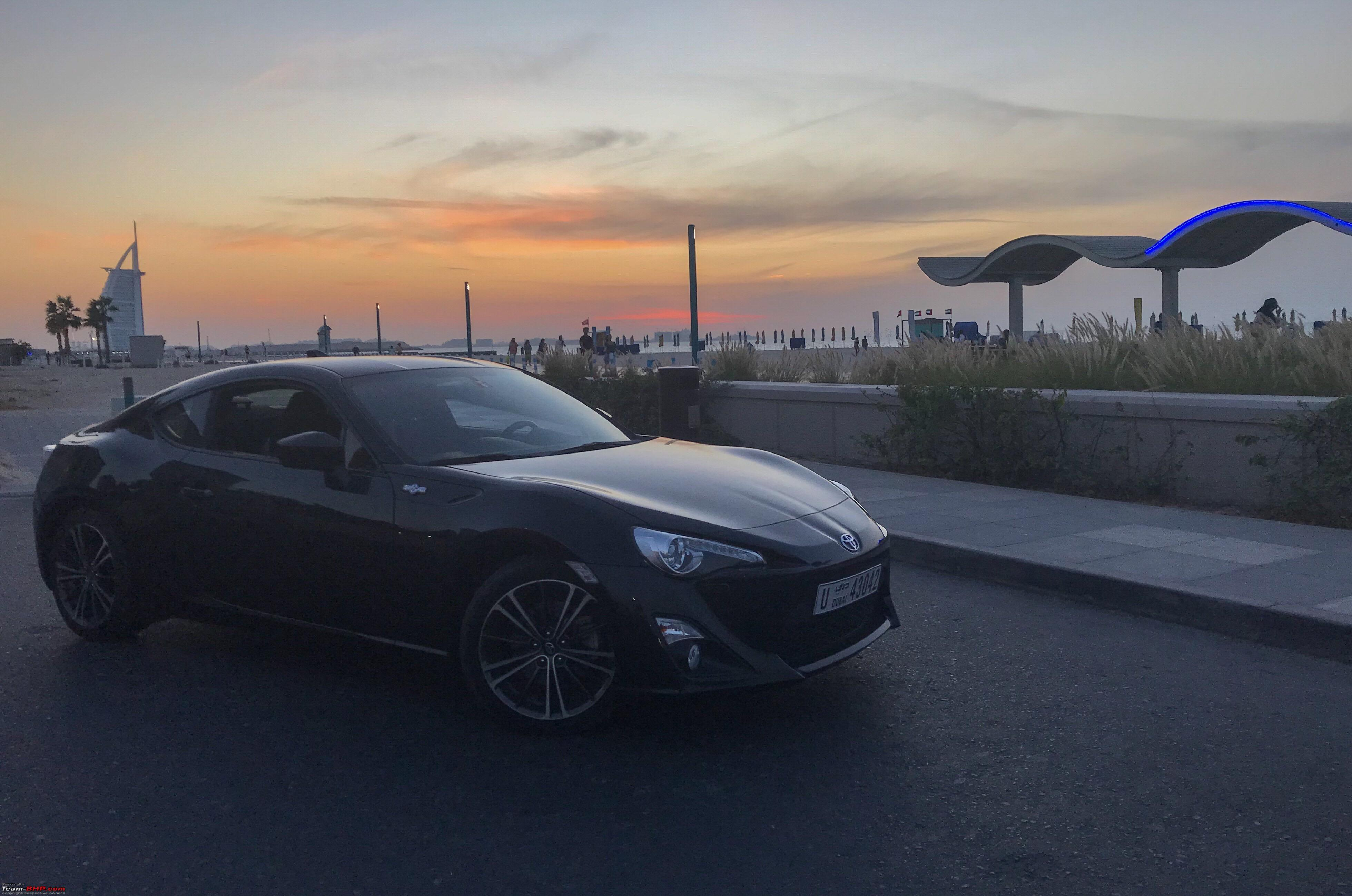 Living With A Practical Sports Car The Iconic Toyota Gt86 Team Bhp