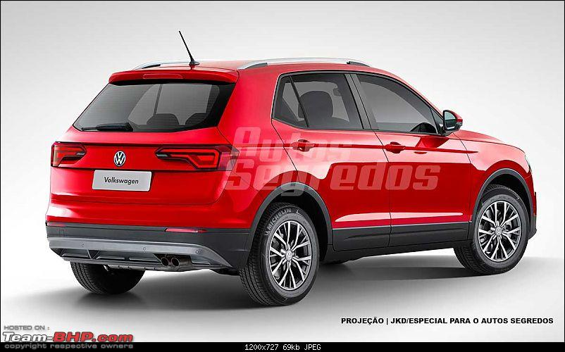 Volkswagen T Cross - A compact crossover based on the Polo. EDIT: Now unveiled-projecaovolkswagentcrosstraseira.jpg