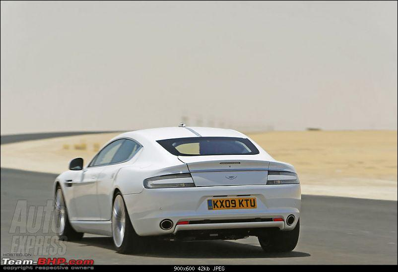 Aston Martin DB9 Sedan - Rapide - Production Version - Video & Photos on Pg 7-car_photo_324388_25.jpg