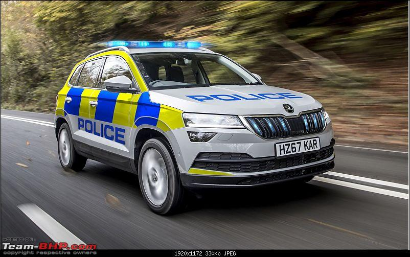Ultimate Cop Cars - Police cars from around the world-6b6789c3skodakaroqukpolice1.jpg