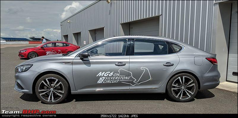With MG Motor in UK - Brand history, Silverstone & more-img_20180602_145332.jpg