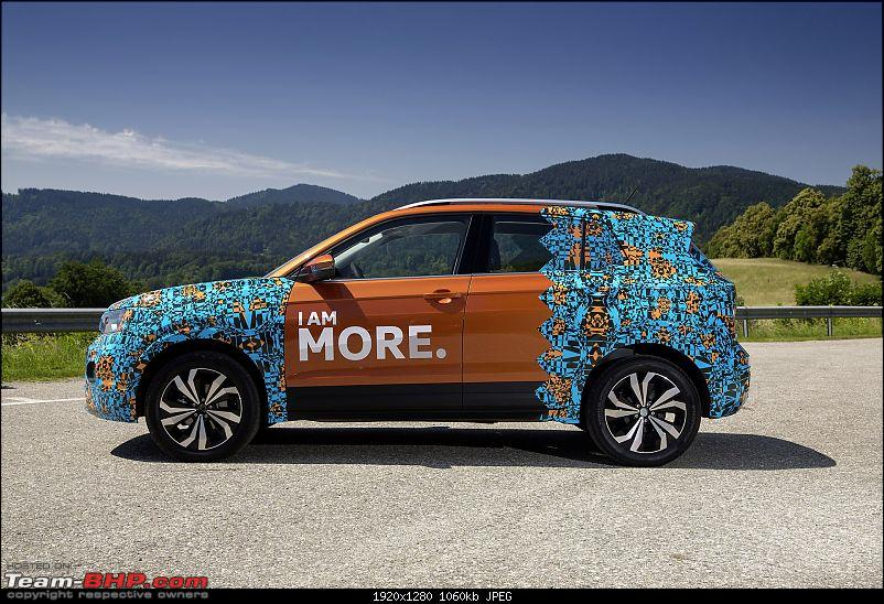 Volkswagen T Cross - A compact crossover based on the Polo. EDIT: Now unveiled-c1886732vwtcross15.jpg