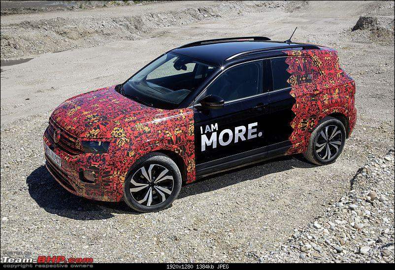 Volkswagen T Cross - A compact crossover based on the Polo. EDIT: Now unveiled-d2f9af0dvwtcross31.jpg