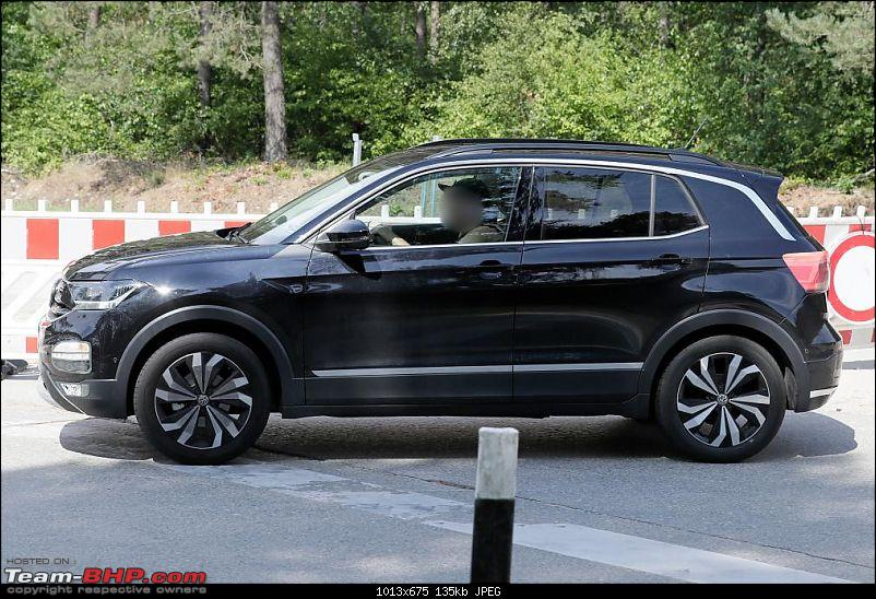 Volkswagen T Cross - A compact crossover based on the Polo. EDIT: Now unveiled-vwtcross011.jpg