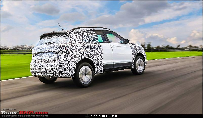 Volkswagen T Cross - A Compact Crossover based on the Polo-2.jpg