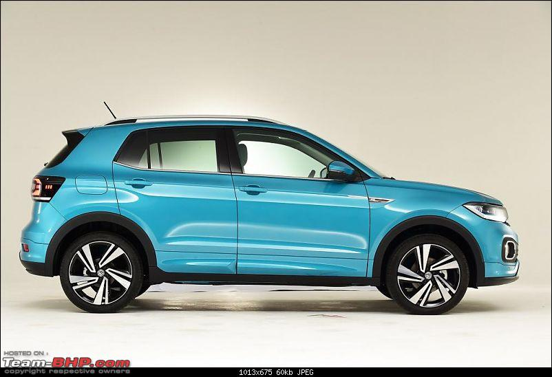 Volkswagen T Cross - A compact crossover based on the Polo. EDIT: Now unveiled-t4.jpg