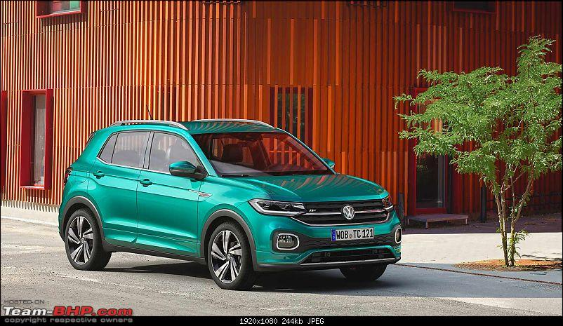Volkswagen T Cross - A compact crossover based on the Polo. EDIT: Now unveiled-2eu.jpg