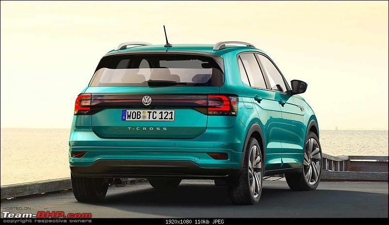 Volkswagen T Cross - A compact crossover based on the Polo. EDIT: Now unveiled-3eu.jpg
