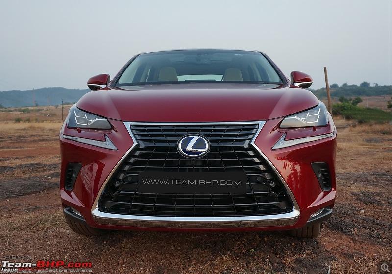 USA: Lexus, Toyota Leads Consumer Reportu0027s Reliability  Chart 2017lexusnx300h02