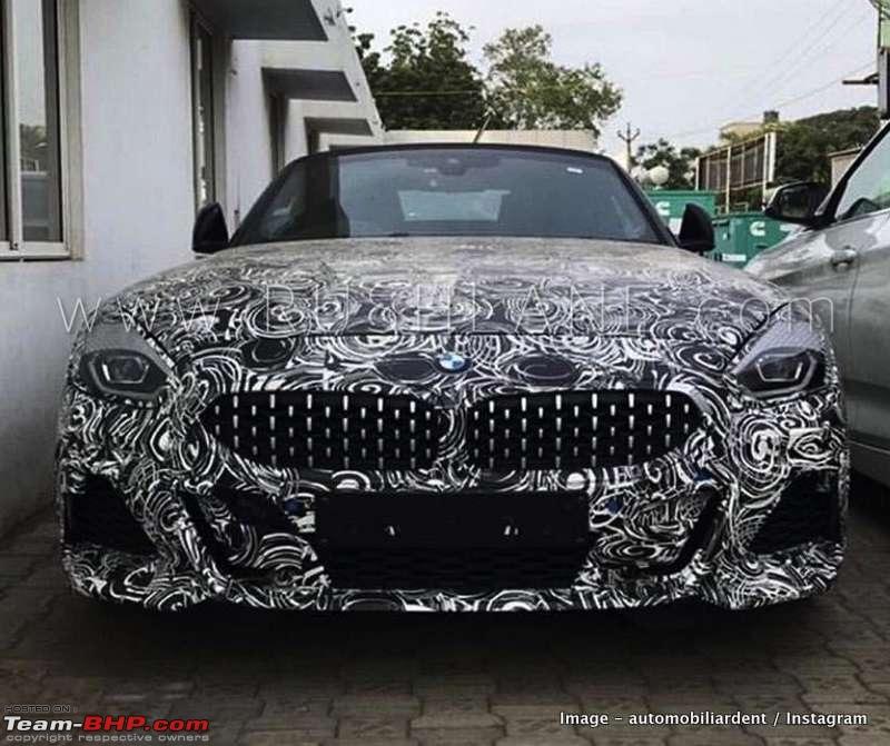 Bmw Z4 Forum: The Next-gen BMW Z4