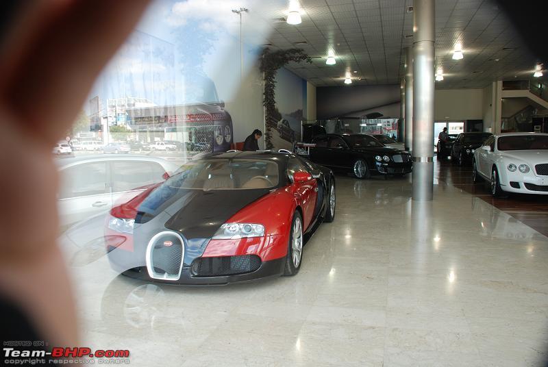 Bugatti Veyron showroom visit - Page 2 - Team-BHP on aston martin showroom, alfa romeo showroom, audi showroom, rolls royce showroom, dodge showroom,