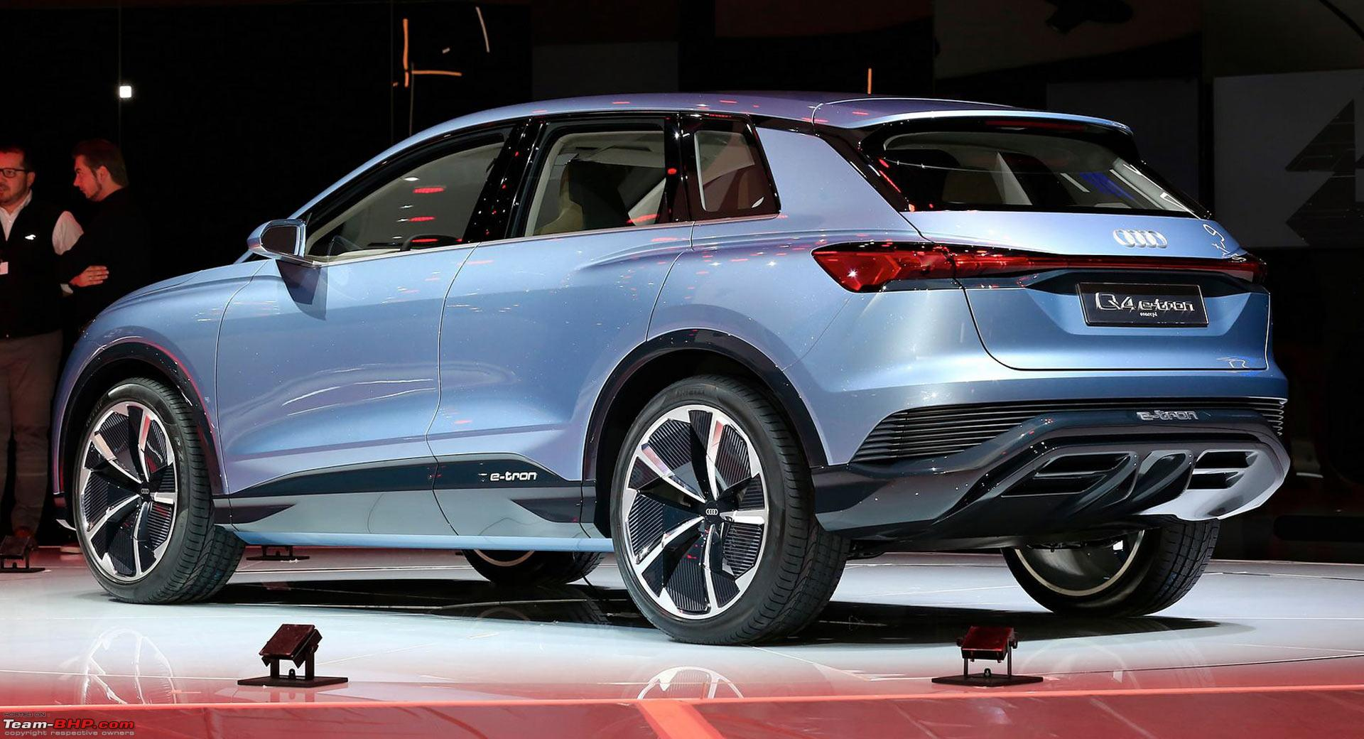 The Audi e-Tron Quattro, now launched - Page 3 - Team-BHP