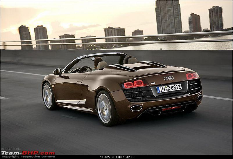"""Audi R8 V10 convertible uncloaked on the sets of """"iron man 2"""". Now Revealed!-audir8spider4.jpg"""