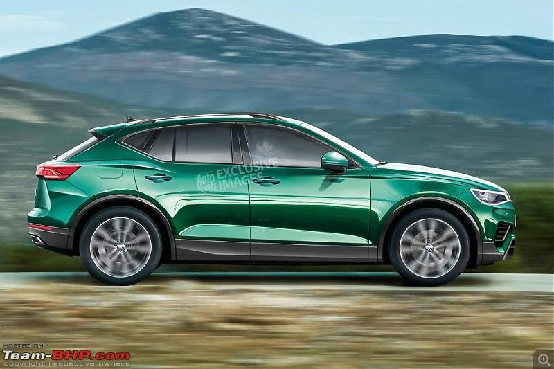 Next Generation Volkswagen Tiguan - 2022 - Team-BHP