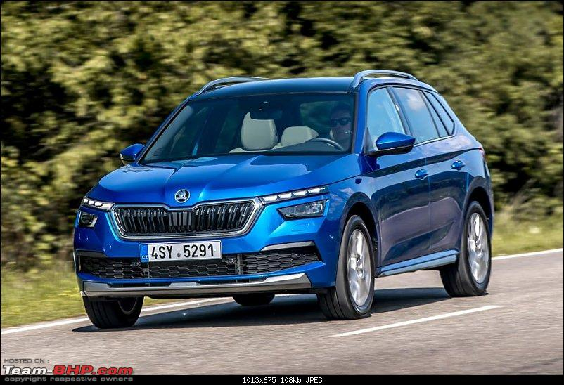 Skoda Kamiq SUV - Rival to Duster, EcoSport is coming-01_29.jpg