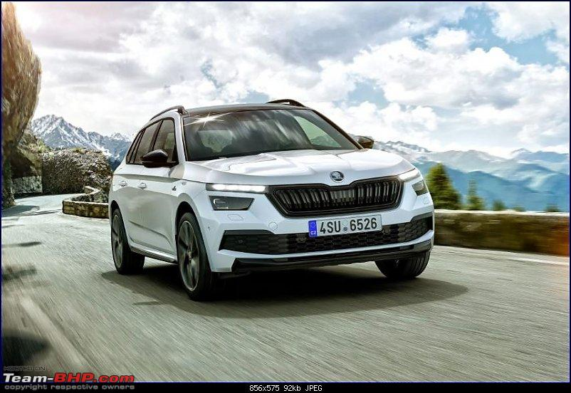 Skoda Kamiq SUV - Rival to Duster, EcoSport is coming-1.jpg