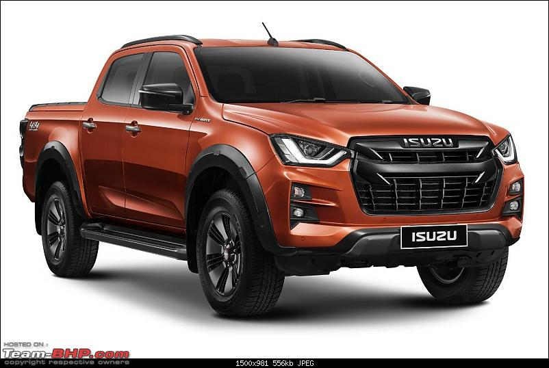 All-new 2020 Isuzu D-Max officially teased-3365109.jpg