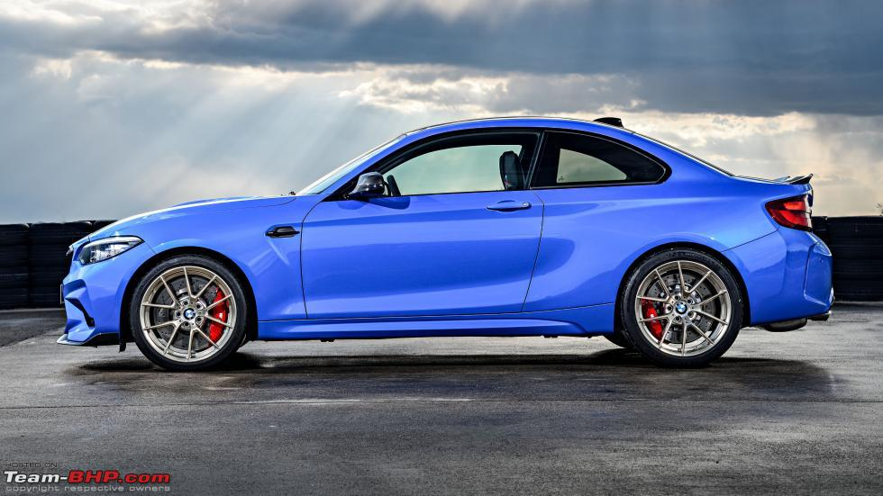 Bmw Reveals A Manual M2 Cs With 444 Bhp Manual Guide