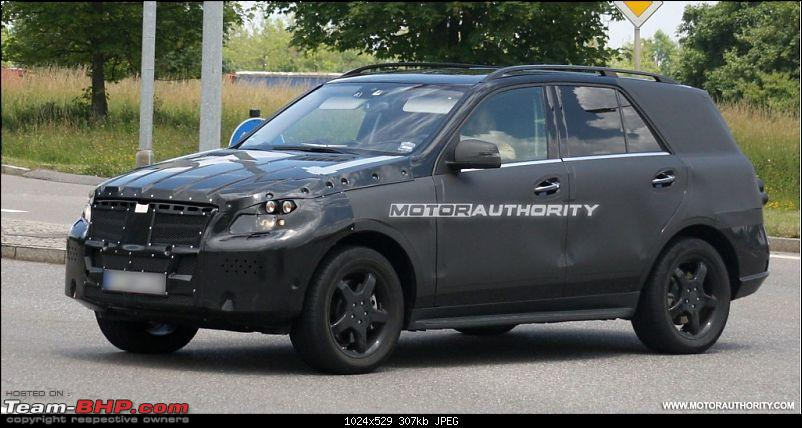 Spied: 2012 Mercedes-Benz ML-Class W166. EDIT : Now unveiled-1.jpg