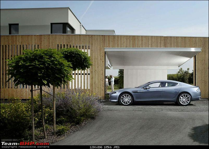 Aston Martin DB9 Sedan - Rapide - Production Version - Video & Photos on Pg 7-5223357.jpg