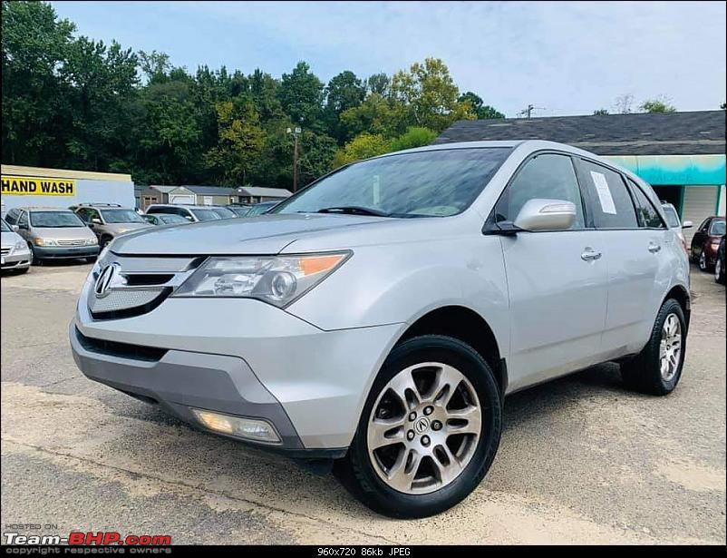 Adversity to opportunity during the pandemic | From a new Kia Optima to a used Acura MDX-acura_2007_1.jpg