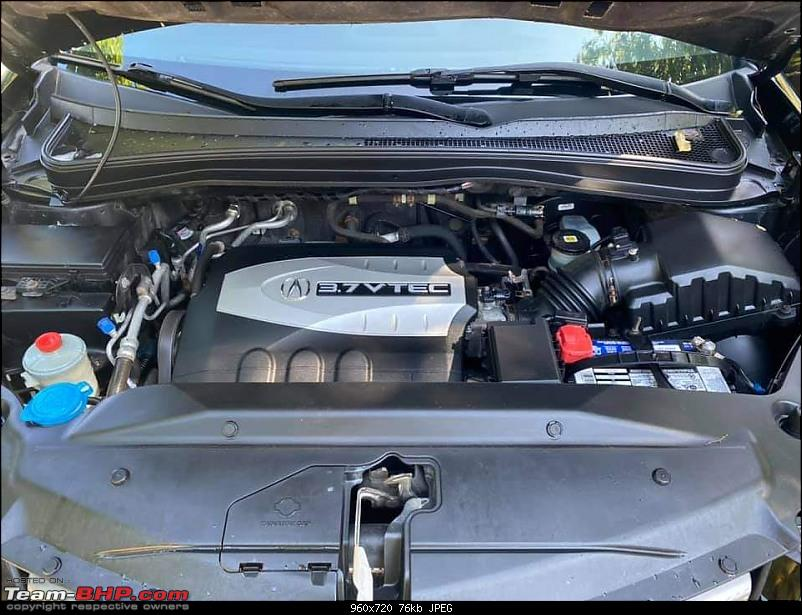 Adversity to opportunity during the pandemic | From a new Kia Optima to a used Acura MDX-acura_2010_enginebay.jpg