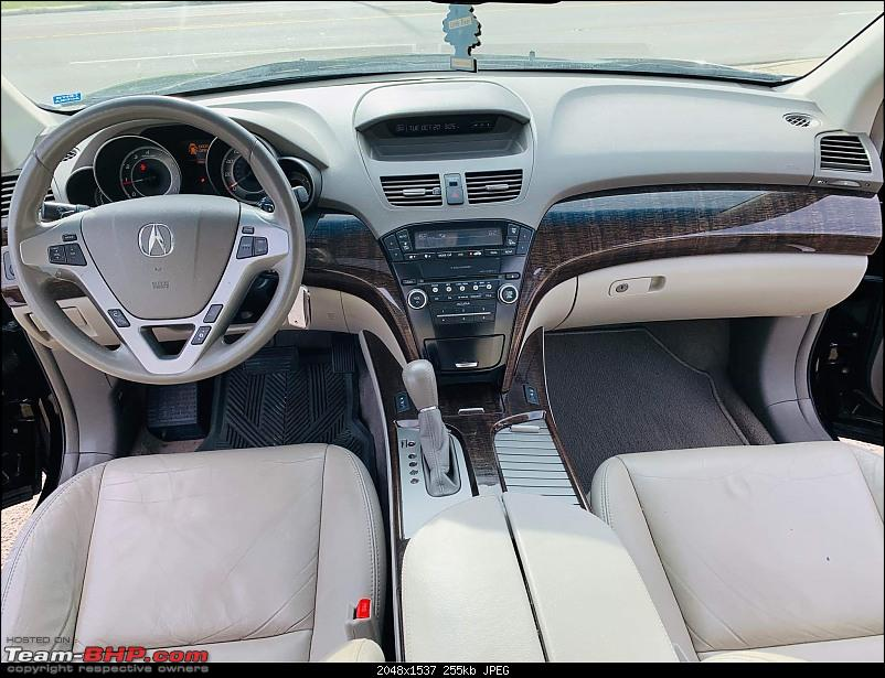 Adversity to opportunity during the pandemic | From a new Kia Optima to a used Acura MDX-acura_2010_insideview.jpg