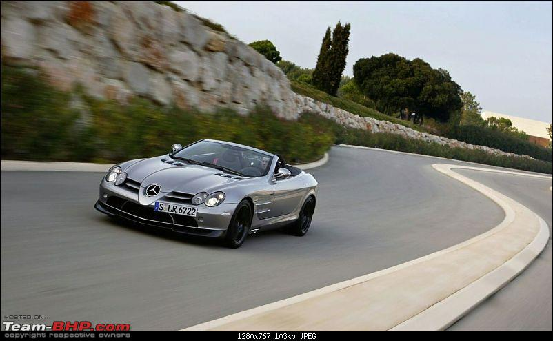 Mercedes and Mclaren are building the last examples of the SLR!-mercedesbenzslrmclarenroadster722s1.jpg