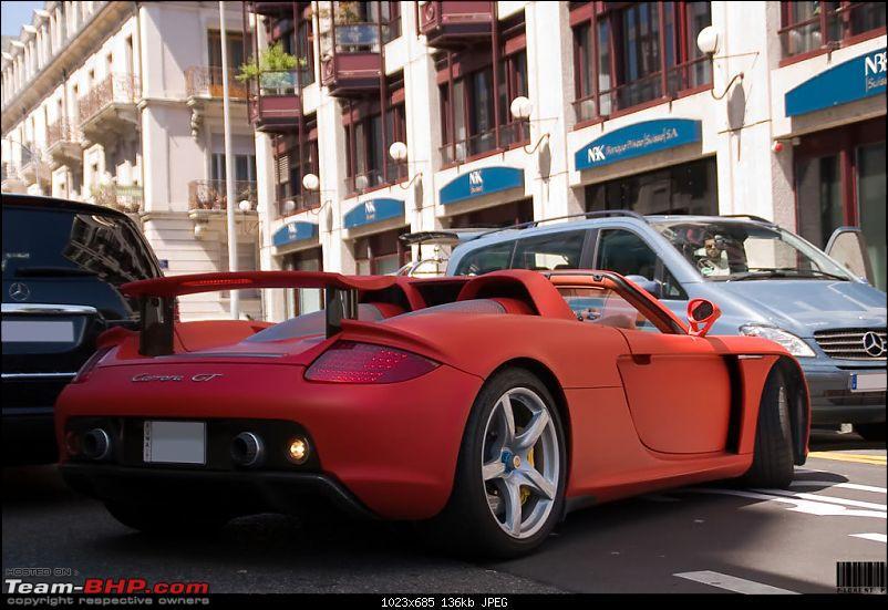 Matte red Porsche Carrera GT!-matteredporschecarreragt7.jpg