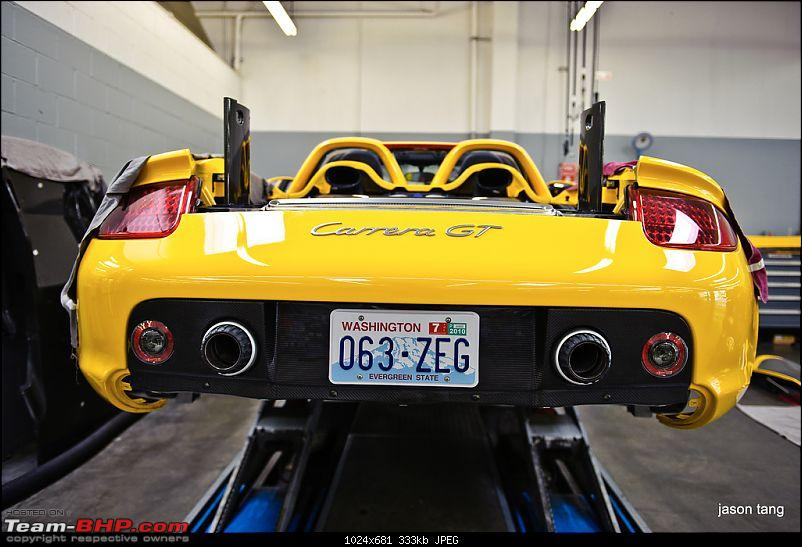 Yellow Carrera GT: Service Report with Detailed Pictures!-fayenceyellowporschecarreragt92.jpg