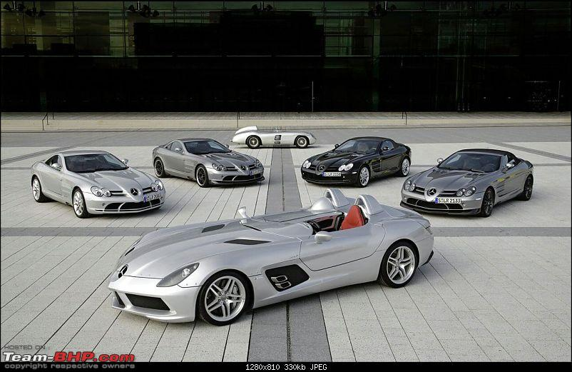 A Feast For The Eyes - Top 10 Supercars! (2000-2009)-mercedesslrmclarenrange31.jpg