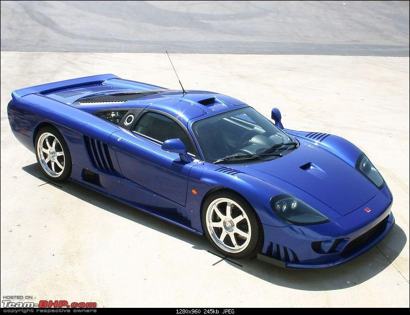 A Feast For The Eyes - Top 10 Supercars! (2000-2009)-saleens7twinturbo.jpg