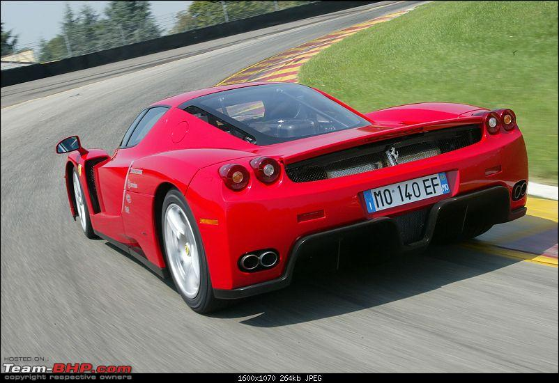A Feast For The Eyes - Top 10 Supercars! (2000-2009)-ferrarienzo5.jpg